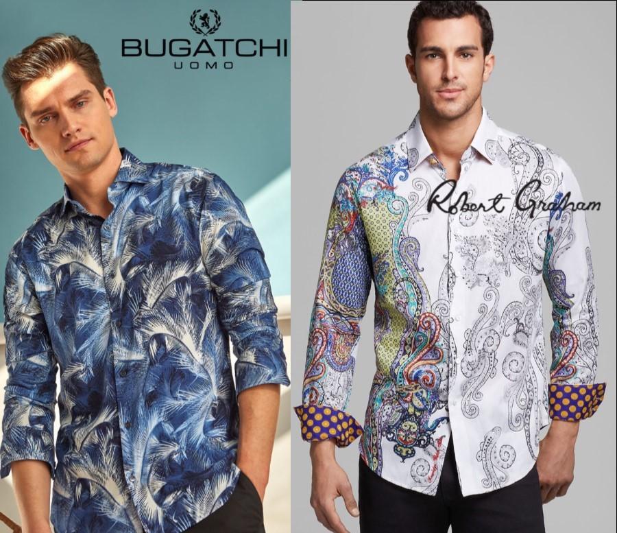 BUGATCHI: Men's Clothing Online | Luxury & Designer Clothes Shopping.