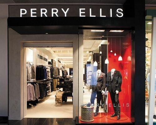 PERRY ELLIS: Apparel for the modern man. Timeless men's suits, classic dress shirts, underwear and fragrances, and designer denim.