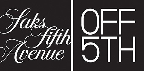 SAKS FIFTH AVENUE OFF 5TH: Save up to 70% off everything with free shipping on orders of $99 or more. … Save on Canali, Hugo Boss, Saks Fifth Avenue and more.