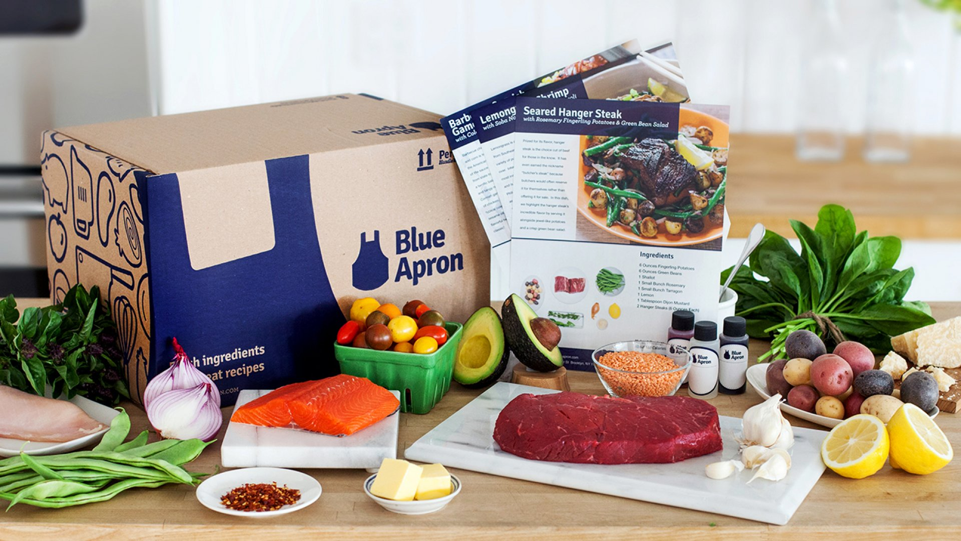 BLUE APRON: $100 Off – Limited Time Flash Sale . Recipe Plans With A Wide Range Of Wholesome Dishes. Find Your Meal Kit!