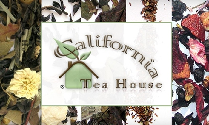 CALIFORNIA TEA HOUSE: Buy loose leaf tea online, Organic Green Tea and Blooming Tea from our online tea shop with free shipping. The best tea you have ever tasted, guaranteed.