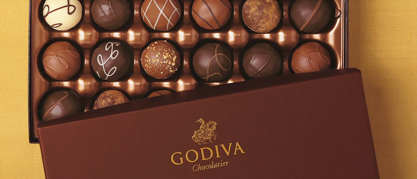 GODIVA: Send the most indulgent gourmet chocolates, truffles, holiday gifts and more. Delivering personalized chocolate gifts and baskets for over 80 years.