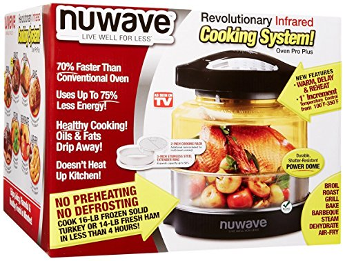 NUWAVEOVEN: Revolutionize the way you cook with our collection of advanced home cooking appliances. Enjoy tastier, healthier meals made faster, safer and easier.