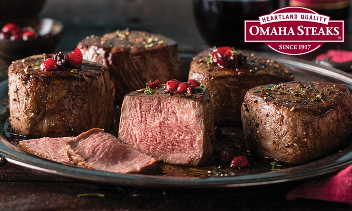 OMAHA STEAK COMPANY: America's Original Butcher since 1917, Omaha Steaks delivers perfectly aged steaks, trimmed by master butchers, and backed with a 100% money-back …