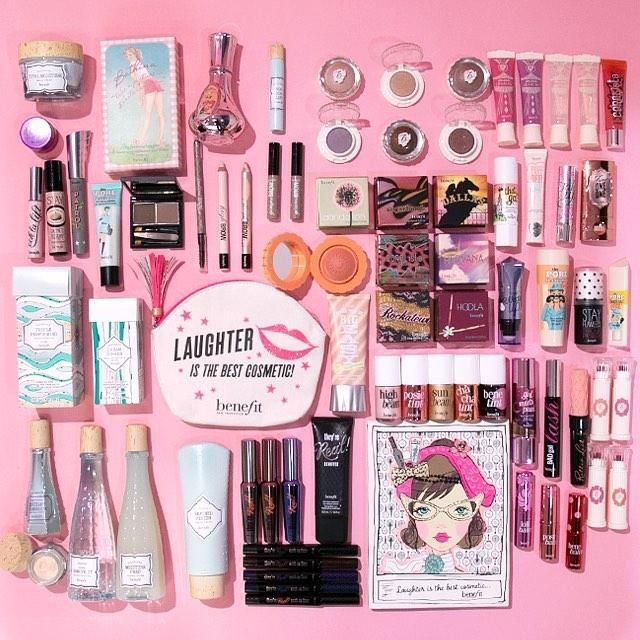BENEFIT COSMETICS: Benefit Cosmetics has your instant beauty fixes! Find your favorite makeup products, tips & tricks. Shop our official site for free shipping & offers.