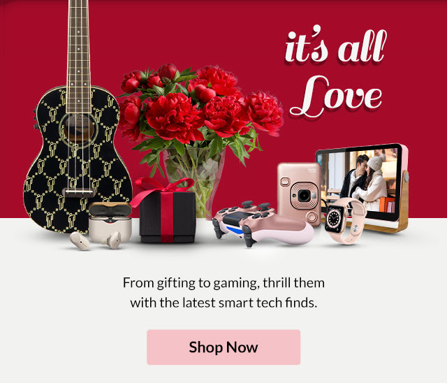 ADORAMA: Valentine's Day Gifts For The Photographer, Gamer, Musician, And MORE