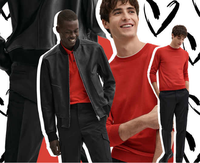 HUGO BOSS: Valentine's Day Up to 60% off