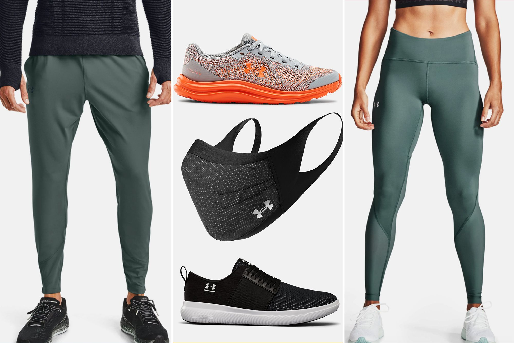 Under Armour: Semi-Annual Outlet Sale Up to 50% off