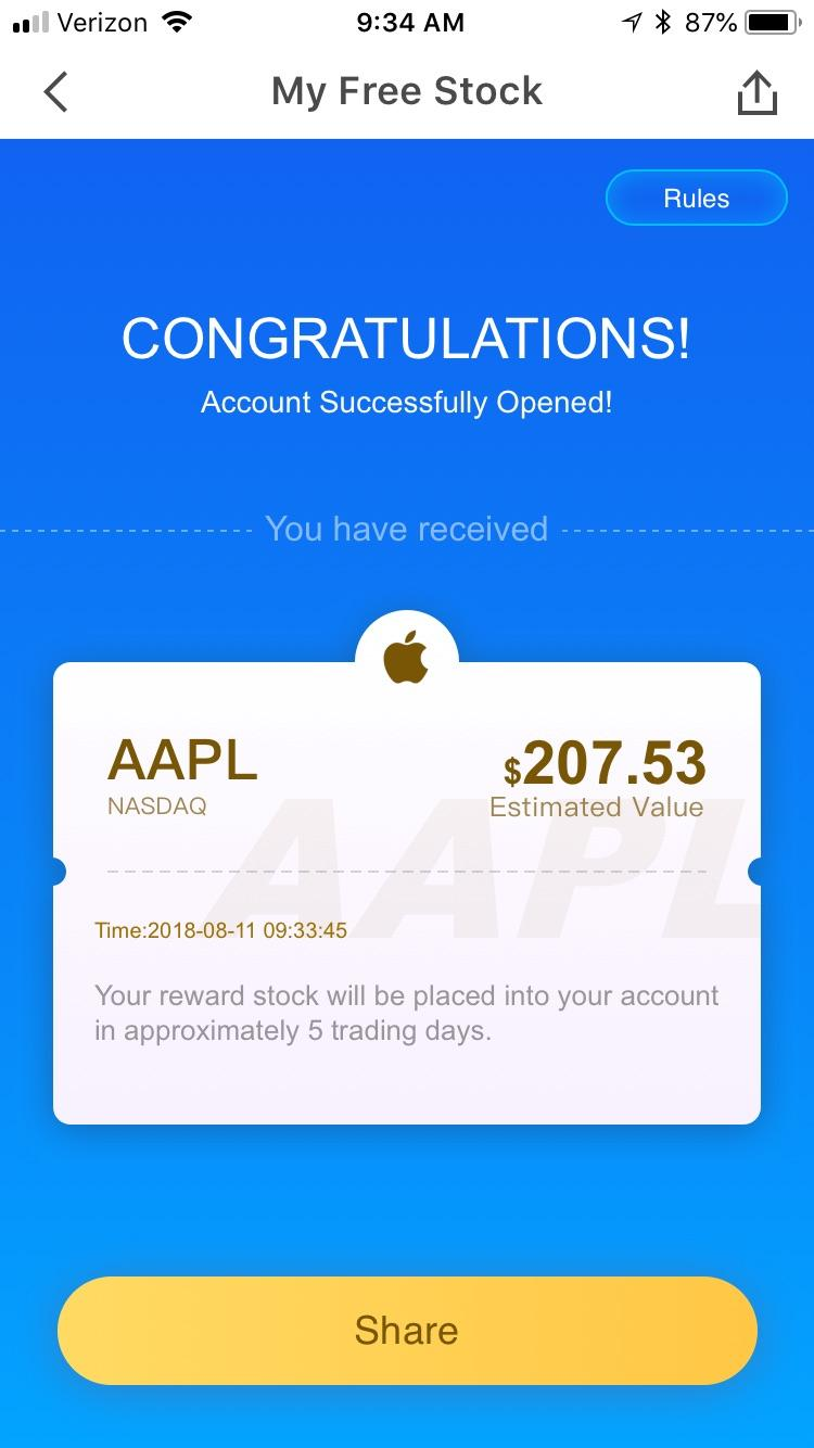 WEBULL: Get 2 FREE STOCKS by making a $5 INITIAL DEPOSIT!