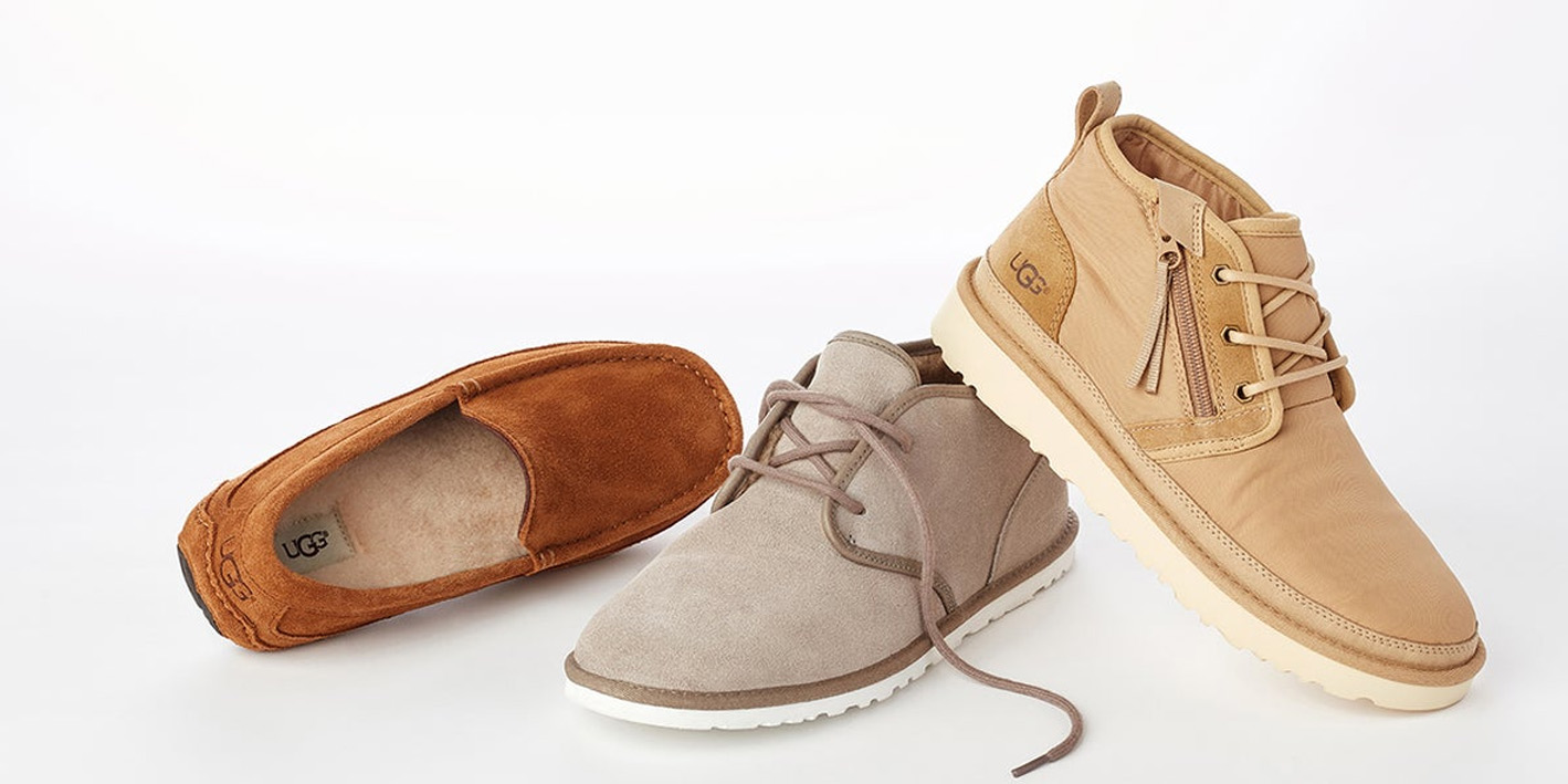 UGG: Save up to 60% on new markdowns.