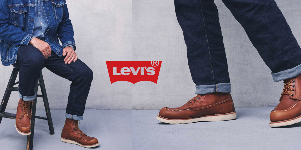 LEVI'S: Warehouse Sale – Take up to 75% off closeout styles.