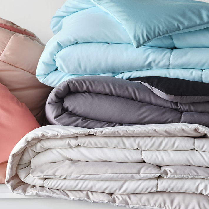 Home Expressions Ultra Soft Down Alternative Reversible Comforter $13.99