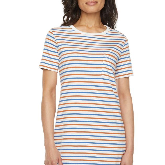 Short Sleeve T-Shirt Dress $5.99